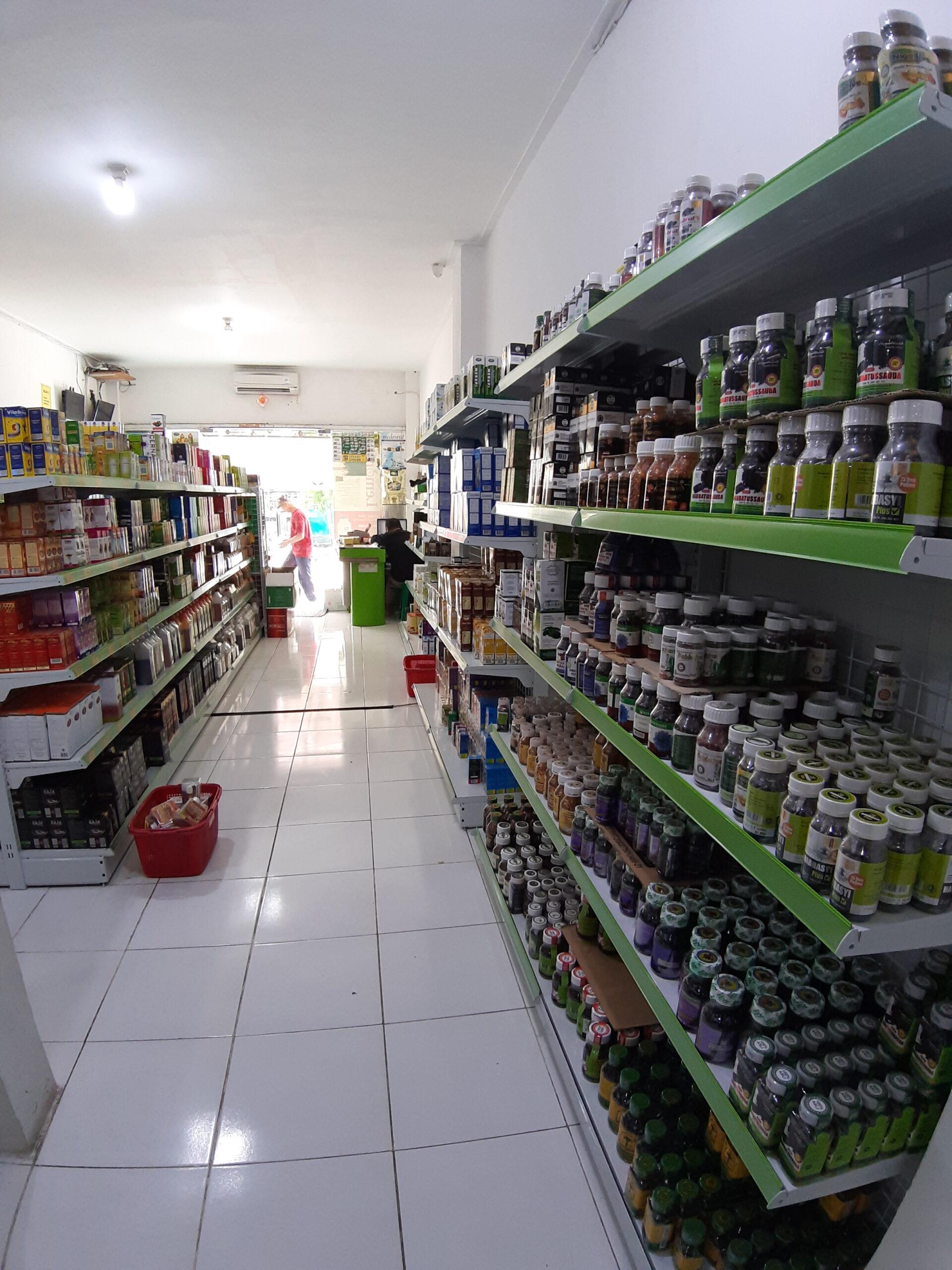 Etalase Herbal Nabawi Herba